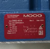 D662-4014 D01JABF6VSX2-A Moog 原装正品