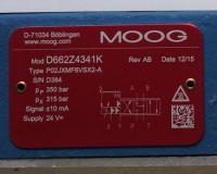 D662Z4341K P02JXMF6VSX2-A Moog 原装正品