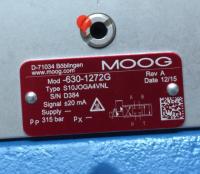 -630-1272G  S10JOGA4VNL Moog 原装正品