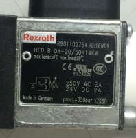 R901102754  HED8OA-20/50K14KW  Rexroth 原装正品
