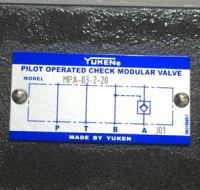 MPA-03-2-20  Yuken 原装正品