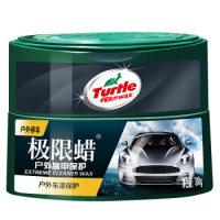 龟牌(Turtle Wax)G-2321R 极限蜡 车蜡 300G 适用户外停车 内含打蜡海绵