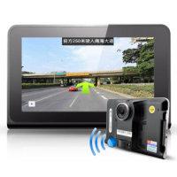 优路特Q800 安卓高清导航行车记录电子狗测速一体机 支持倒车可视 内置16G 送16G卡
