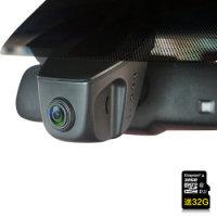 靓知渝手机WIFI隐藏式行车记录仪专车专用高清夜视