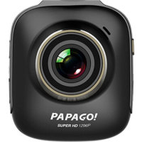 PAPAGO S36 行车记录仪 超高清1296P安霸A7芯片 迷你175度超广角夜视 停车监控
