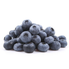 佳沃 新鮮藍莓 4盒裝 125g/盒 自營水果