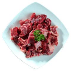 科爾沁 牛肉筋頭巴腦 1000g內蒙古生鮮牛肉