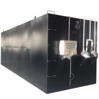 YFDM地埋式生活污水处理设备