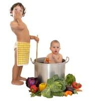 宝宝的99种营养辅食(二)