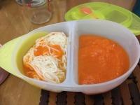 宝宝蔬菜辅食——胡萝卜泥