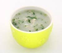 宝宝蔬菜辅食——油菜粥