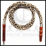 豹纹水烟皮管