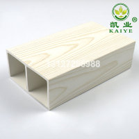 生态木100*50方通方木