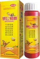 蝶飞蜂舞           国家发明专利产品 叶面喷施  代替人工授粉  安全座果  无畸形