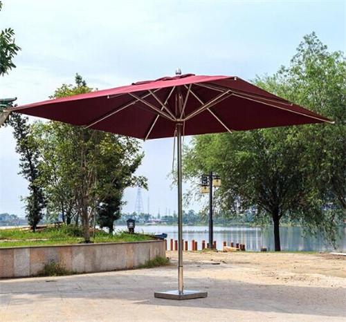 大型中柱伞