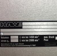 HC24/1,1-A4/200-VB11FM-N65N65-1-G24  Hawe 原装正品