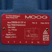 D659-001F-4  P60EXFMANDA0N  Moog 原装正品