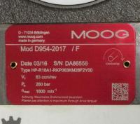 D954-2017/F  HP-R18A1-RKP063KM28F2Y00  Moog 原装正品