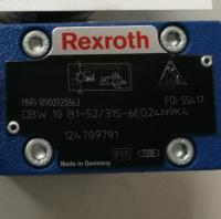 R900920863  DBW10B1-52/315-6EG24N9K4  Rexroth 原装正品