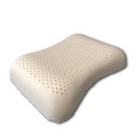 泰国乳胶女士蝶形平面乳胶枕护肩美容枕护颈枕头芯