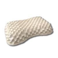 泰国乳胶枕颗粒蝶形女士按摩枕头护肩助睡眠枕头芯