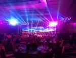年底公司要举办一场年会 需要舞台灯光重要性和舞台的气氛 北京蓝色圣火让您省心省钱