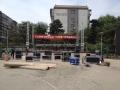 北京海淀舞台音响设备租赁 海淀促销舞台搭建音响设备出租