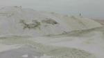 生产高尔夫球场用砂