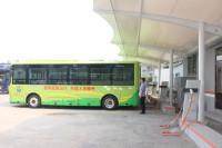 19座电动客车充电桩雨棚厂家