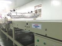 索亚UV淋涂高光   UV干燥固化机