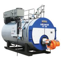 冷凝式蒸汽锅炉