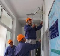 弱电监控施工