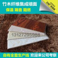 300竹木纤维集成快装墙板