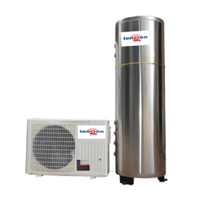 水循环热泵热水器