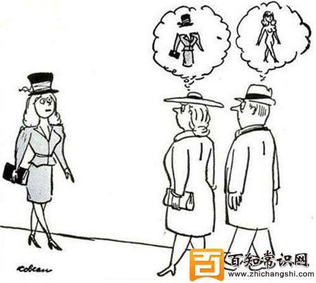 男性与女性在思维上的不同