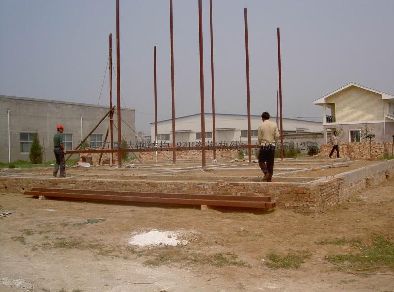 大连彩钢房屋施工