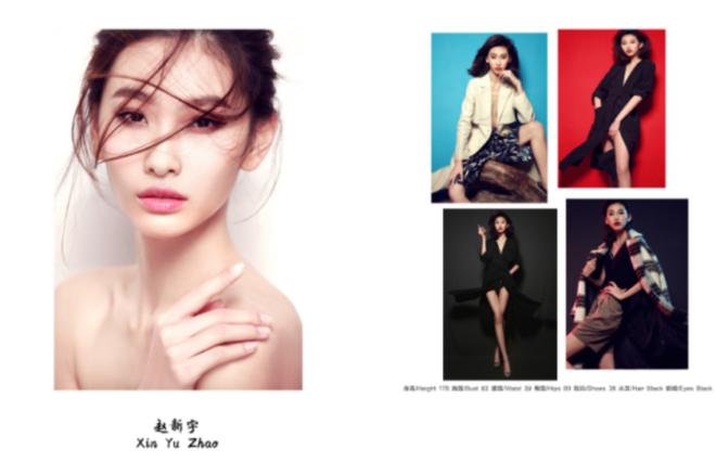 北京模特公司模特