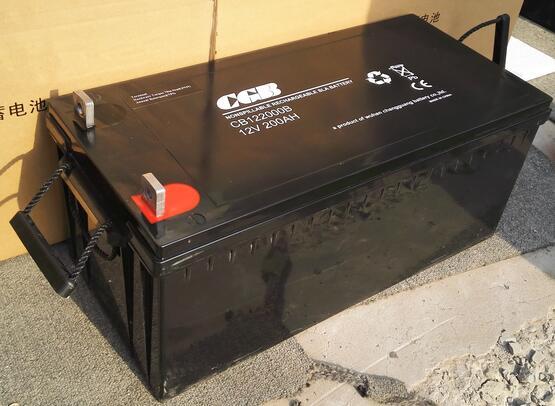 CGB蓄电池
