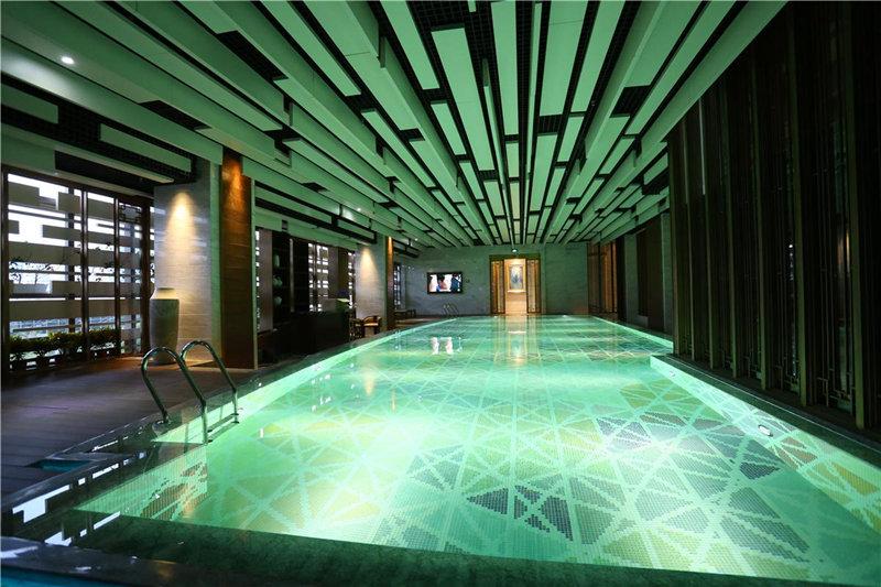 厦门浅深休闲酒店游泳池