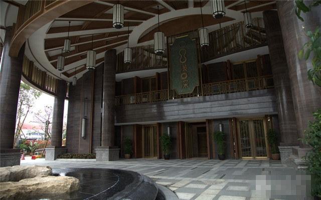 厦门浅深酒店大楼-企业LOGO标志