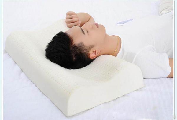 奇睿斯泰国乳胶助睡眠高低枕
