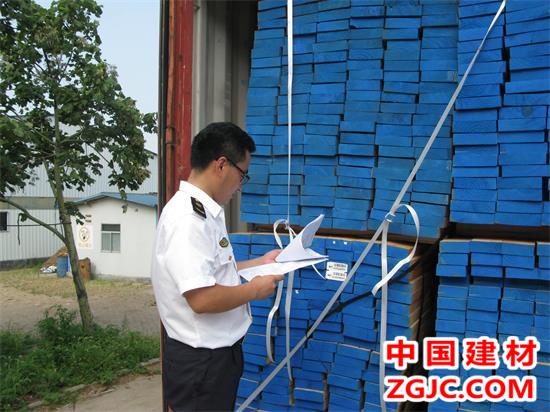 龍口首次進口智利松板材 涉及金額近6億美元.jpg