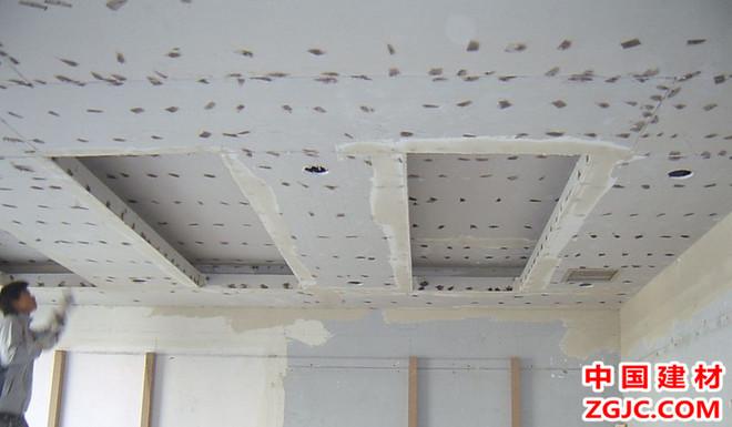 石膏板吊頂四大問題 專家解答塌方原因2.jpg
