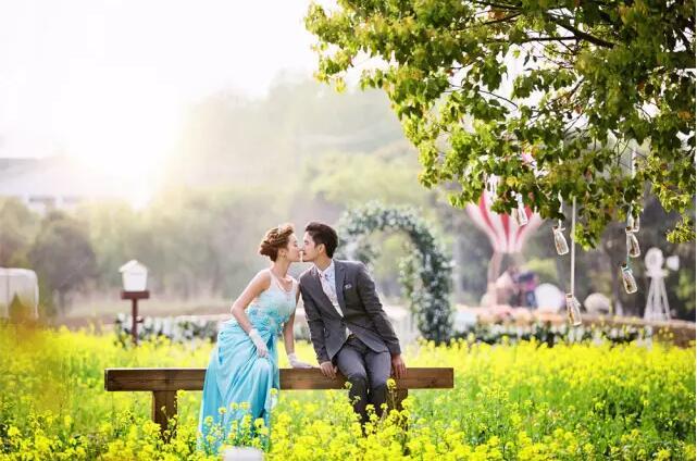 8种常见婚纱摄影风格