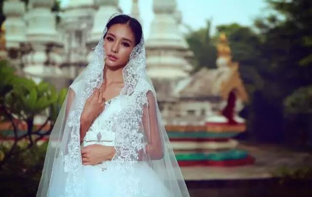 泰国婚纱照拍摄 体验不一样的人文风情