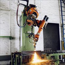 建筑行业:切割钢铁建材