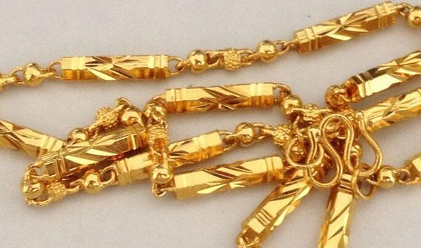 洛阳黄金回收:黄金和什么接触会掉色