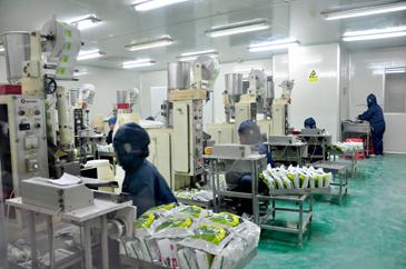 長天藥業生產工藝