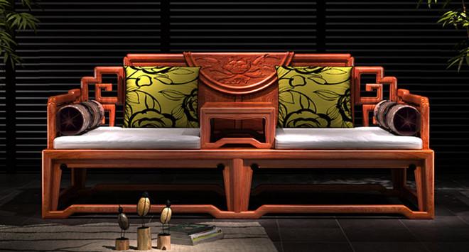 365体育手机版 森林新中式红木家具
