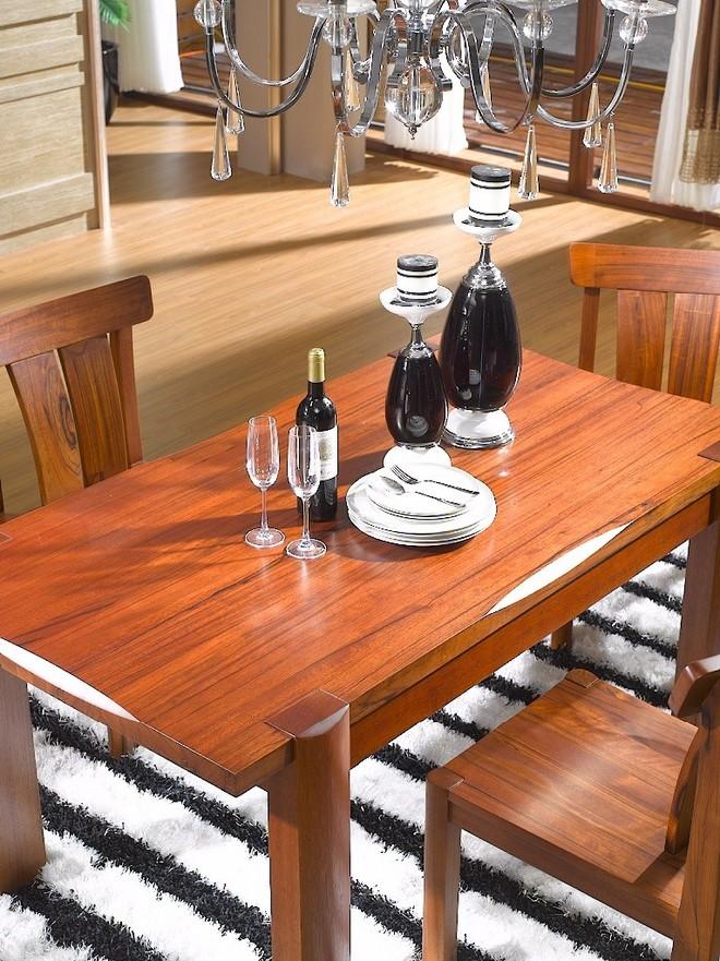 365体育手机版 森林黑胡桃实木餐厅家具